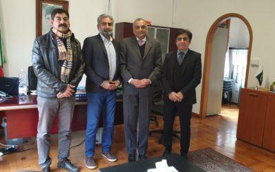 آج محمدیہ اسلامی مرکز و جامع مسجد بریشیا کے وفد کی قونصلر جنرل آف پاکستان میلان جناب ڈاکٹر چوہدری منظور احمد اور کمیونٹی ویلفئیر اتاشی جناب رضوان صلابت صاحب سے ملاقات کی